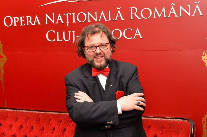 Baritonul  Dan Dumitrana, promotor al adevăratelor valori ale României