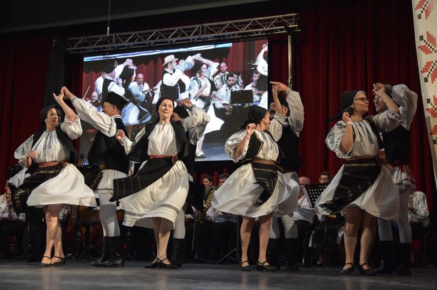 Ansamblul folcloric studenţesc Mărţişorul al Casei de cultură a studenţilor din Cluj-Napoca 1957-2017 - Măiestrie şi performanţă