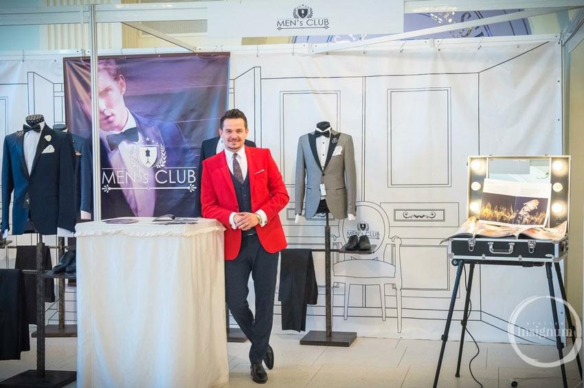 INTERVIU - Raul Stör, antreprenor, proprietarul magazinului Men's Club